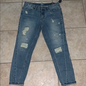 BDG Slim Boyfriend jeans size 27W